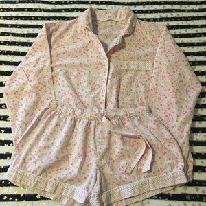 Victoria Secret Women's 2PC Pajama Set